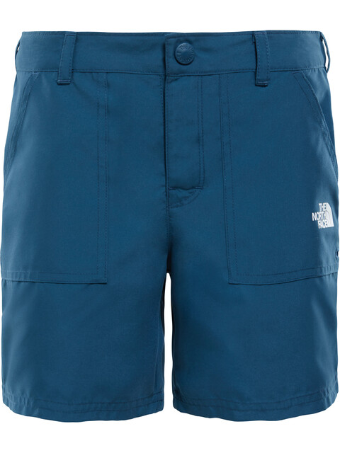 The North Face Amphibious Shorts Girls Blue Wing Teal